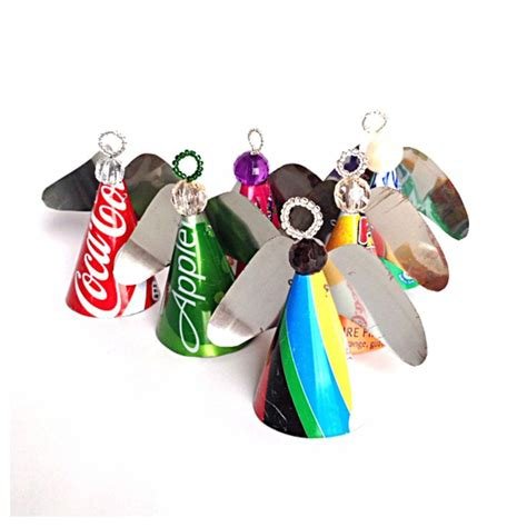 soda can ornaments 171 best soda can crafts images on soda can