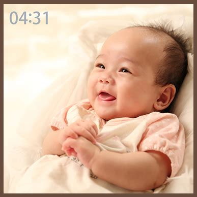 for babies baby tokei image model2014