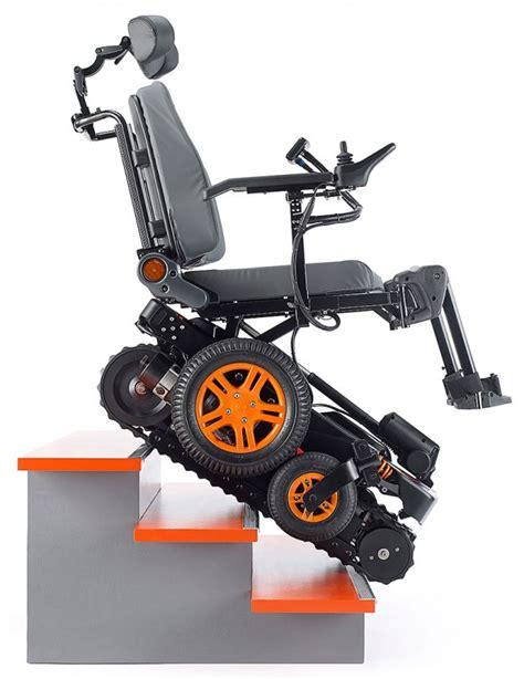 le fauteuil roulant monte escalier topchair s