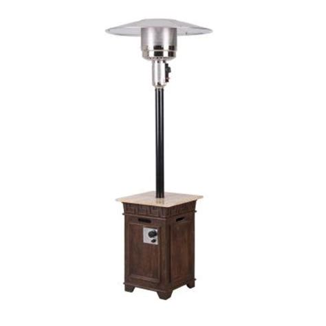 propane patio heaters home depot bond manufacturing sonoma envirostone marble 40 000 btu