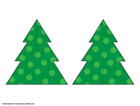 papier weihnachtsbaum 3 ways to make a paper tree wikihow