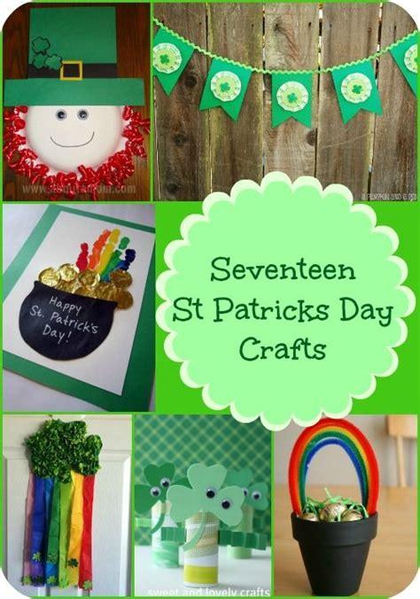 patricks day crafts st patricks day crafts for the kiddos