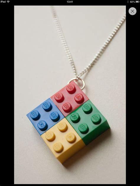 how to make lego jewelry lego jewelry way cool