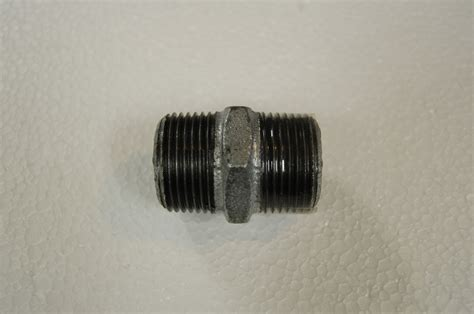 32mm Waste Tank Nipple Galv