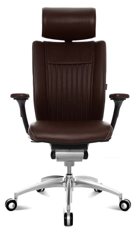 fauteuil direction cuir titan confort wagner