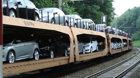 Ford Automobiles by Db Car Transporter With Brand New Ford Automobiles