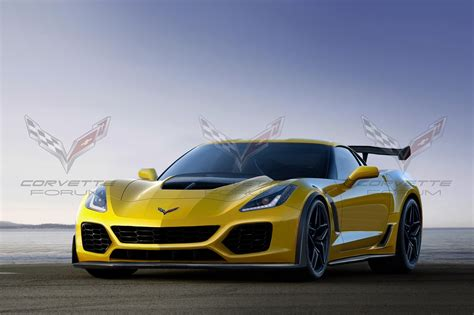New Corvette Zr1 by New Corvette Zr1 Could Be Baddest Corvetteforum