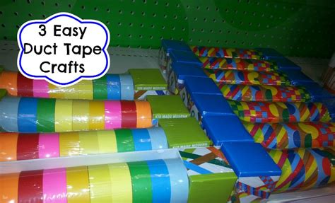 easy duct crafts for duct crafts for images
