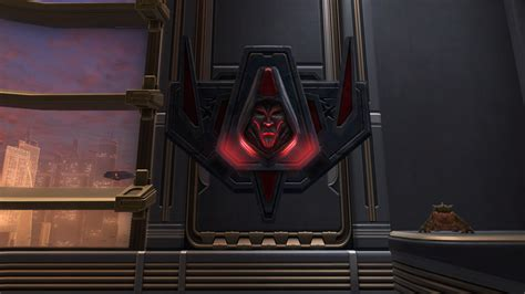 mantlepiece decorations sith mantlepiece decoration swtor strongholds