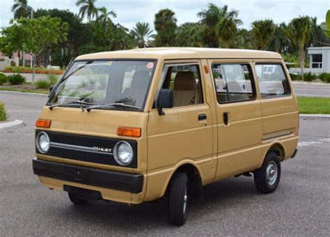 Daihatsu Hijet For Sale by 1983 Daihatsu Hijet For Sale On Bat Auctions Sold For
