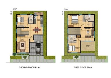 house plans for 30x40 site is a 30x40 square site small for constructing a house