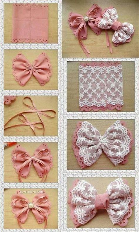 diy photo craft projects 10 diy hair bow tutorials for pretty designs