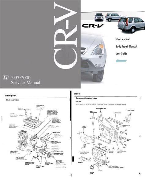free auto repair manuals 2000 honda passport electronic valve timing repair manual honda cr v shop manual and body repair manual automotive heavy equipment