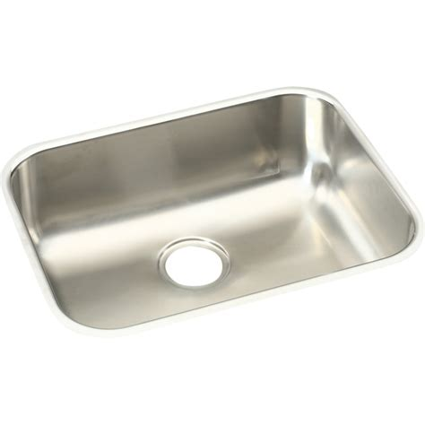 stainless kitchen sinks undermount shop elkay harmony 18 25 in x 23 5 in soft highlighted