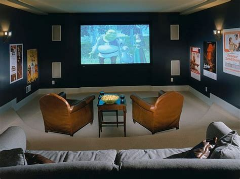 Room Deisgn 9 awesome media rooms designs decorating ideas for a
