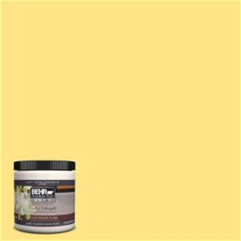 behr paint colors bright yellow behr premium plus ultra 8 oz 380b 4 daffodil yellow