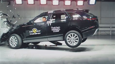 Range Rover Crash Test Ratings by 2018 Range Rover Velar Crash Test