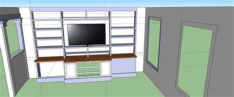design your own home entertainment center build your own custom built in entertainment center