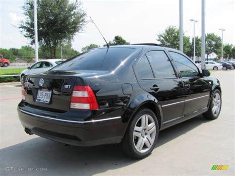 2004 Volkswagen Jetta 1 8t by 2004 Black Volkswagen Jetta Gls 1 8t Sedan 17838259 Photo