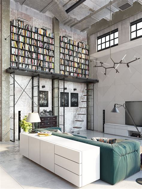 industrial home interior design industrial style living room design the essential guide