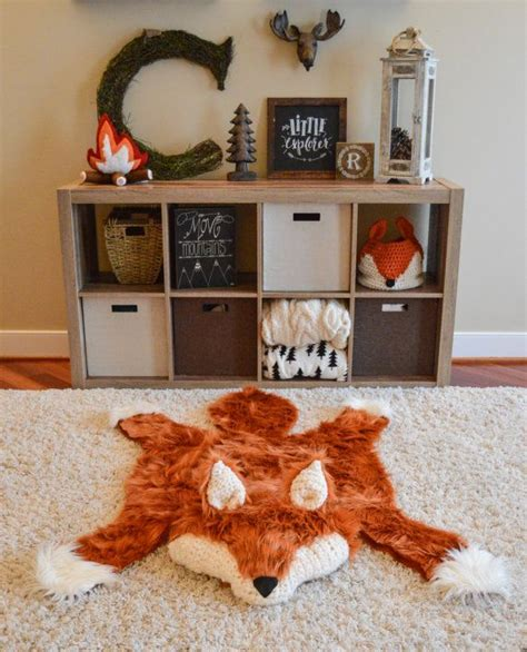 fox nursery decor top 25 best fox nursery ideas on woodland