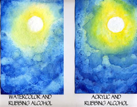 acrylic paint or watercolor watercolor vs acrylic 1 by raspberrymetamorph on