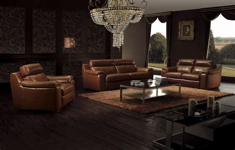 decorating a living room with brown leather furniture living room decorating tips with brown leather furniture