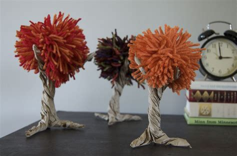 paper bag tree craft fall crafts for easy studio design gallery