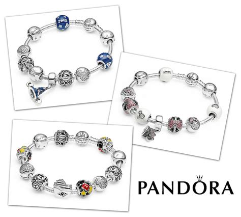 pandora disney pandora jewelry and other gift ideas from disney parks for