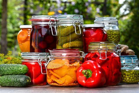 les conserves pour des fruits et l 233 gumes toute l 233 e