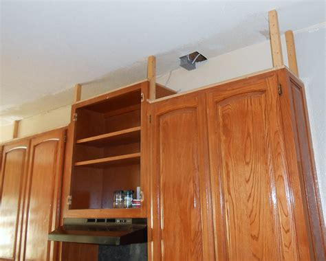 how to make a kitchen cabinet project an wall cabinet taller kitchen
