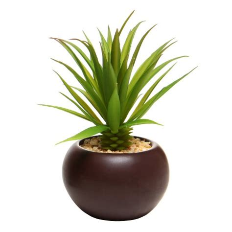 mini potted plants potted artificial mini succulent plants set of 3