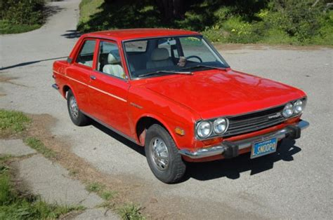 Datsun 510 Coupe For Sale by 1973 Datsun 510 Coupe Original Ca Car For Sale Datsun
