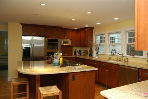 how to design a kitchen island sleek ideas for kitchen design with islands amaza design