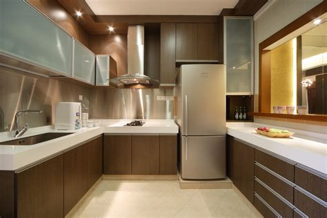 house interior design kitchen interior design singapore landed property kitchen