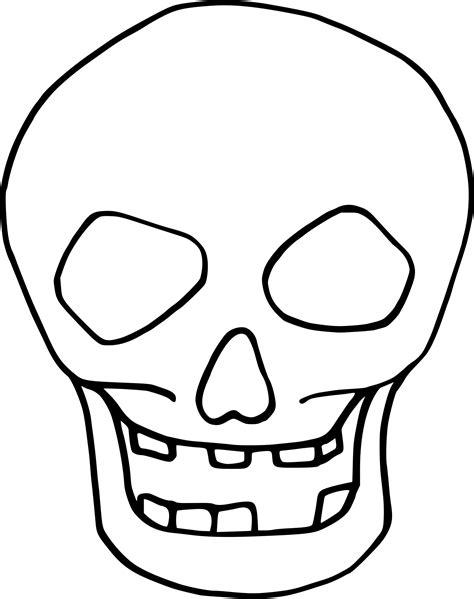 coloriage t 234 te de mort halloween 224 imprimer sur coloriages