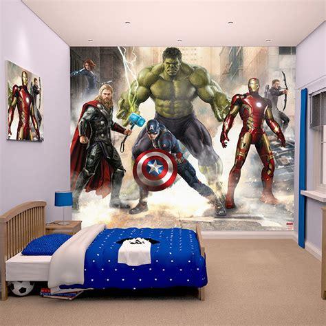 marvel comics and wallpaper wall murals d 201 cor bedroom