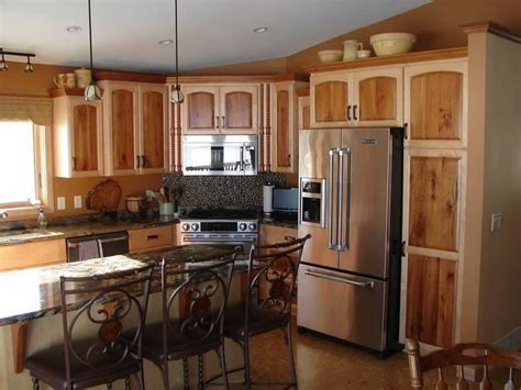 two color kitchen cabinets ideas bloombety two tone kitchen cabinets picture two tone kitchen cabinets