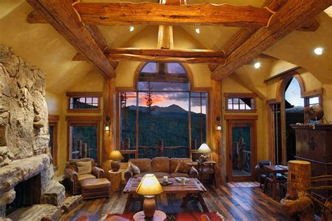 log home interiors photos hybrid log house rustic living room vancouver by