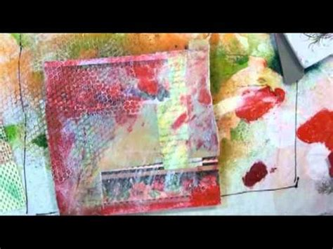 how to decoupage on canvas decoupage canvas