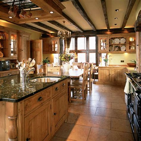 country kitchen designs for small kitchens interior country farm house style kitchen designs for everyone