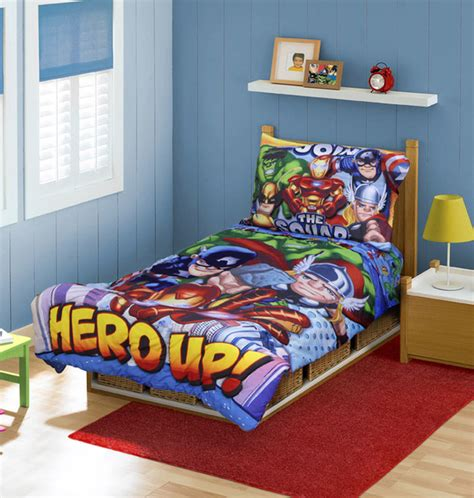 superheroes marvel bedding and room decorations modern bedroom jacksonville by store51 llc