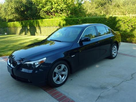 2007 Bmw 525xi by 2007 Bmw 525xi Awd 15 800 City