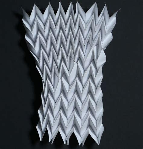 pleat fold origami origami mathematics in creasing