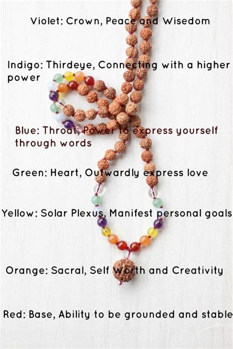 beaded meaning 17 best images about mala prayer on