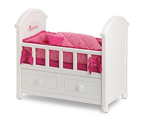 bitty baby crib bitty baby crib american doll