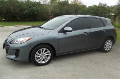 car manuals free online 2012 mazda mazda3 navigation system find used 2012 mazda 3 2 0 w skytactive grand touring hb bose navigation free shipping in