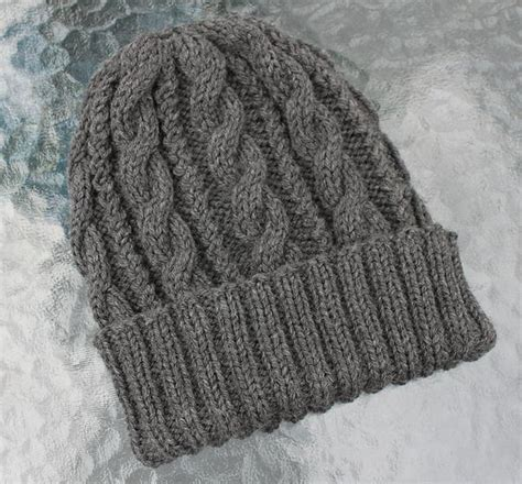cable knit hat pattern cables twists hat knitting patterns and crochet