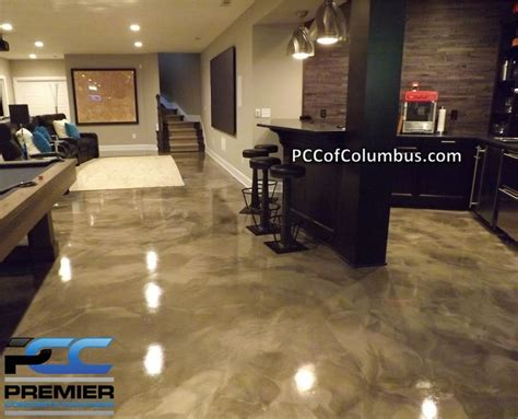 painting concrete basement floor best 25 basement flooring ideas on concrete