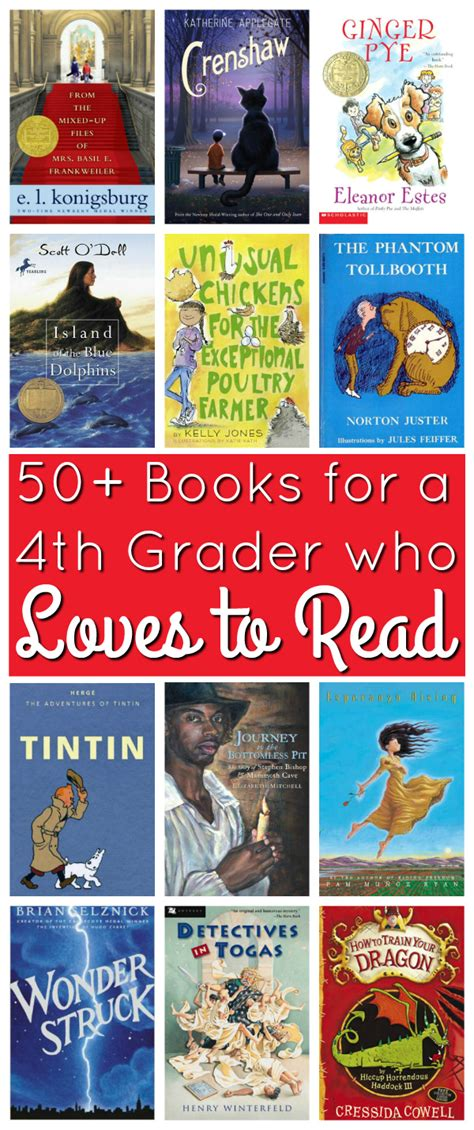 fourth grade picture books 50 books for a 4th grader who to read walking by